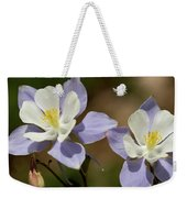 Colorado Columbine #1 Weekender Tote Bag