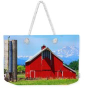 Colorado Country Fine Art Print Weekender Tote Bag