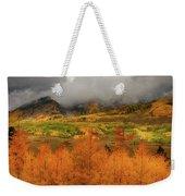 Colorado Fall Colors  Weekender Tote Bag