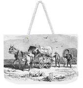 Colorado Gold Rush, 1859 Weekender Tote Bag