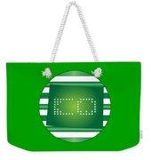 Colorado Green Weekender Tote Bag