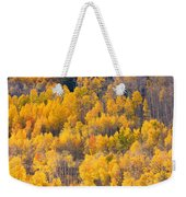 Colorado High Country Autumn Colors Weekender Tote Bag