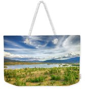 Colorado Landscape Weekender Tote Bag