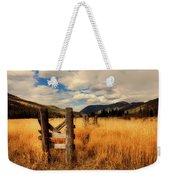 Colorado Meadow Weekender Tote Bag