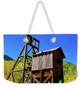 Colorado Mining Weekender Tote Bag