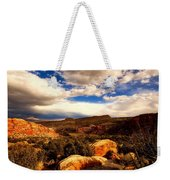 Colorado Mountain Splendor Weekender Tote Bag