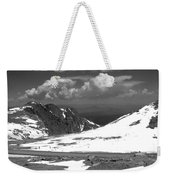 Colorado Mountians 1 Weekender Tote Bag