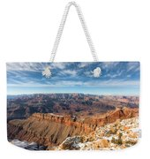 Colorado River And The Grand Canyon Weekender Tote Bag