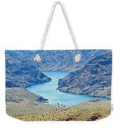 Colorado River Arizona Weekender Tote Bag
