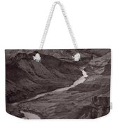 Colorado River At Desert View Grand Canyon Weekender Tote Bag