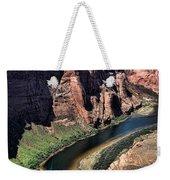 Colorado River Horseshoe Bend  Weekender Tote Bag