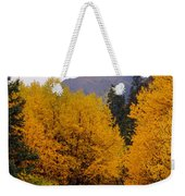 Colorado Road Weekender Tote Bag