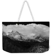 Colorado Rocky Mountains Continental Divide Weekender Tote Bag
