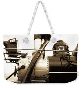 Colorado Southern Railroad 3 Weekender Tote Bag