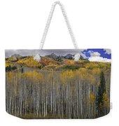 Colorado Splendor Weekender Tote Bag