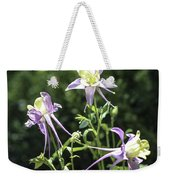 Colorado State Flower Weekender Tote Bag