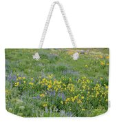 Colorado Summer Color Weekender Tote Bag