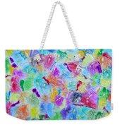 Colorama 3 Weekender Tote Bag