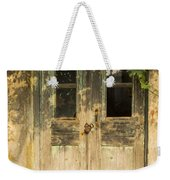 Colorful Zeytinli Village Door Weekender Tote Bag