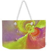 Colored Abstract Weekender Tote Bag