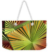 Colored Box Abstract Weekender Tote Bag