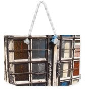 Colored Door Weekender Tote Bag