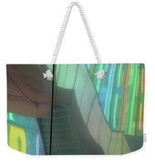 Colored Glass 15 Weekender Tote Bag