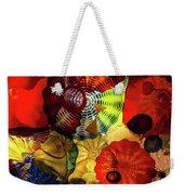 Colored Glass Art Weekender Tote Bag