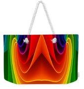 Colorful 3 Weekender Tote Bag