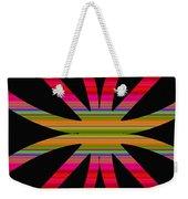 Colorful Abstract 11 Weekender Tote Bag