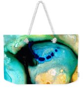 Colorful Abstract Art - The Calling - By Sharon Cummings Weekender Tote Bag