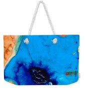 Colorful Abstract Art - The Reef - Sharon Cummings Weekender Tote Bag