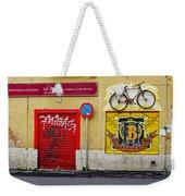 Colorful Advertising In Palma Majorca Spain Weekender Tote Bag