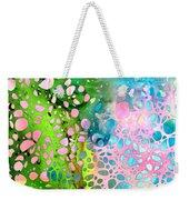 Colorful Art - Enchanting Spring - Sharon Cummings Weekender Tote Bag