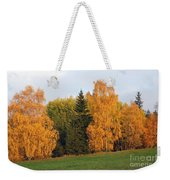 Colorful Autumn - Trees In Autumn Weekender Tote Bag