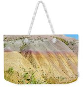 Colorful Badlands Of South Dakota Weekender Tote Bag