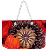 Colorful Bloom Weekender Tote Bag