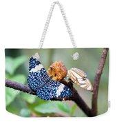 Colorful Butterflies Weekender Tote Bag