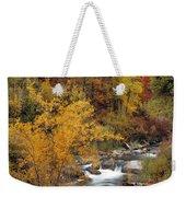 Colorful Canyon Weekender Tote Bag
