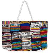 Colorful Cartagena Weekender Tote Bag