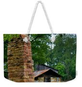 Colorful Chimney Weekender Tote Bag