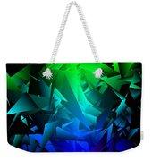 Colorful Crash 6 Weekender Tote Bag