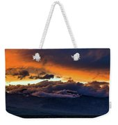 Colorful Culmination Weekender Tote Bag