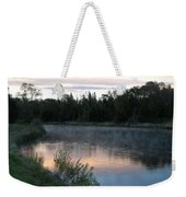 Colorful Dawn Reflections Weekender Tote Bag