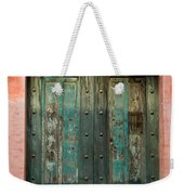 Colorful Doors Antigua Guatemala Weekender Tote Bag