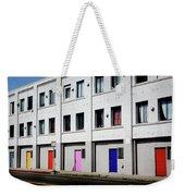 Colorful Doors- By Linda Woods Weekender Tote Bag