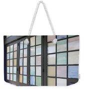 Colorful Doors Weekender Tote Bag