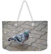 Colorful Dove Weekender Tote Bag