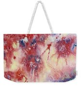 Colorful Emotion Weekender Tote Bag