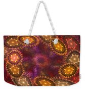Colorful Galaxy Of Stars Weekender Tote Bag